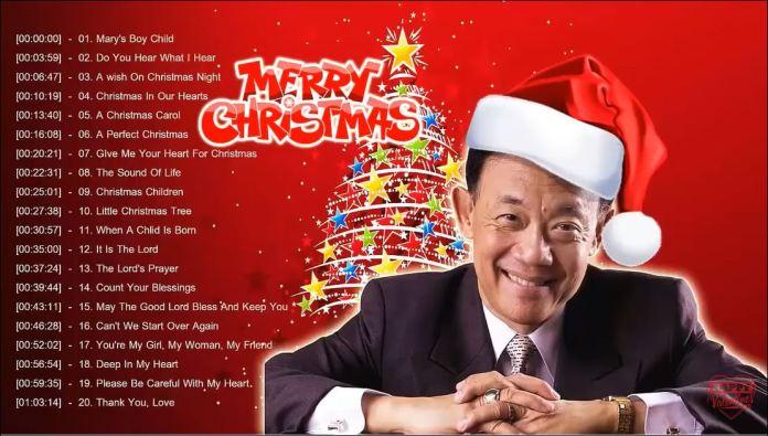 Jose Mari Chan Christmas season playlist