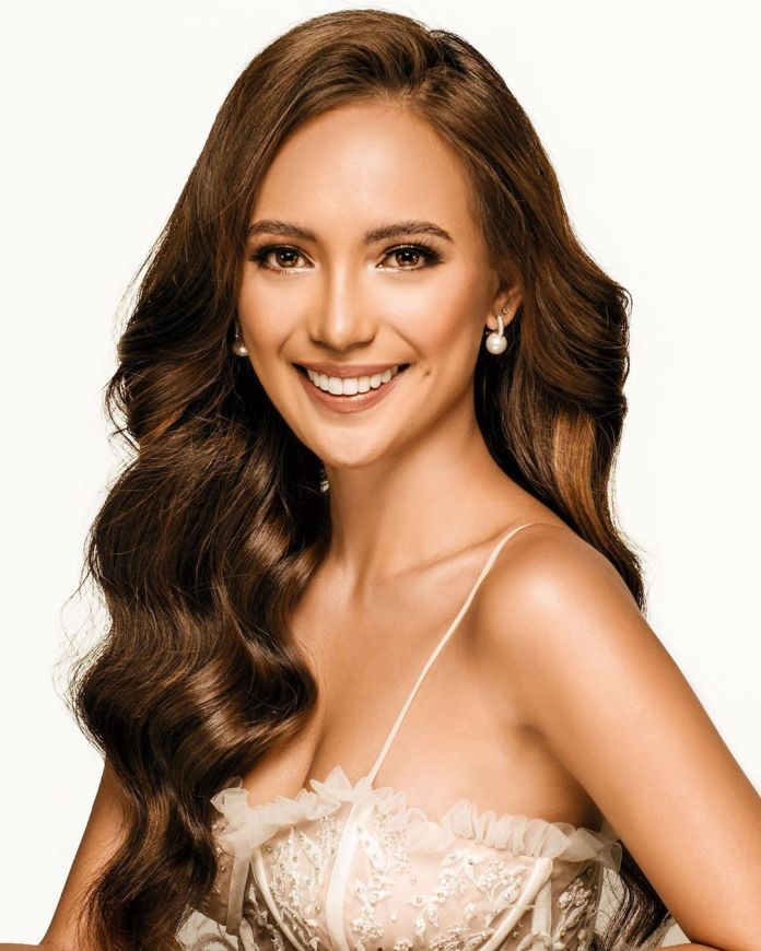 Anne Apas Miss Tourism Beauty