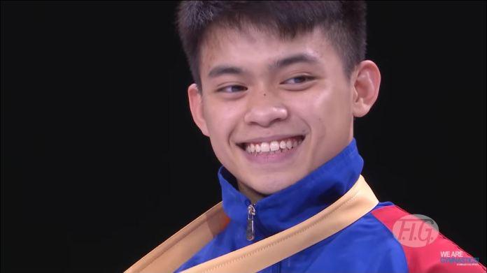 Carlos Yulo Gymnastics