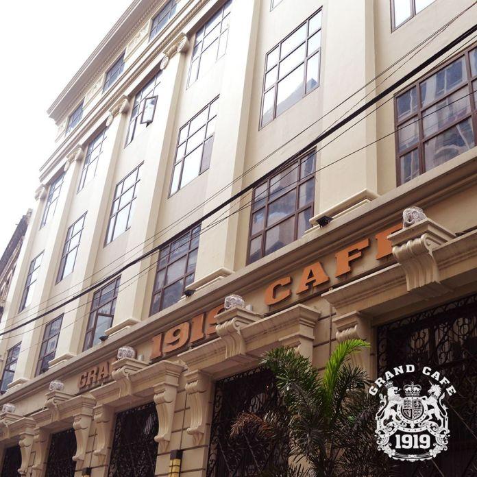 Grand Café 1919