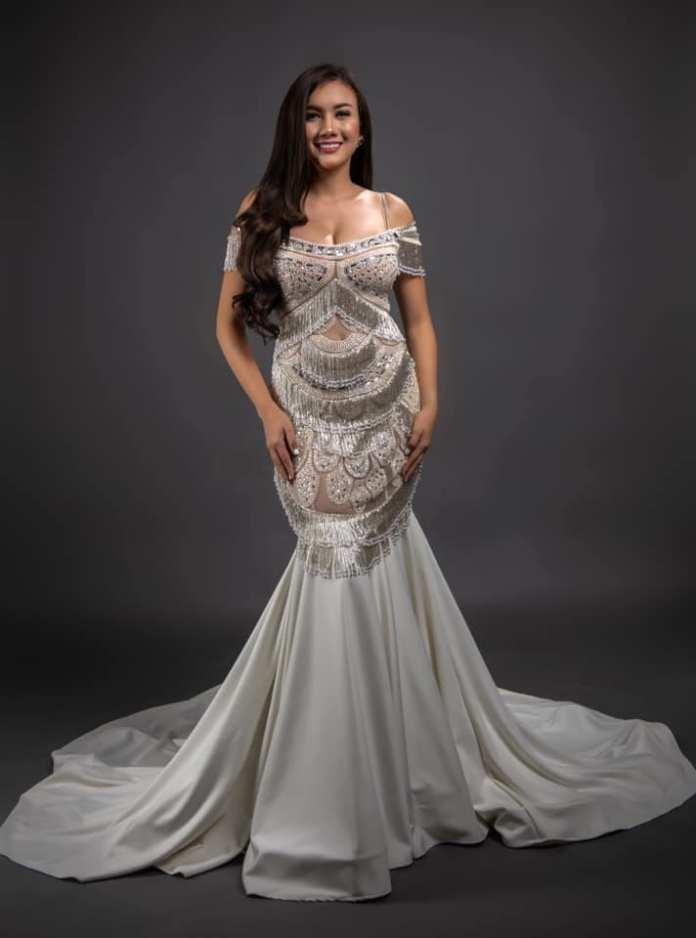 Jeanyfer Garvilles Ozbot Miss Asia Global