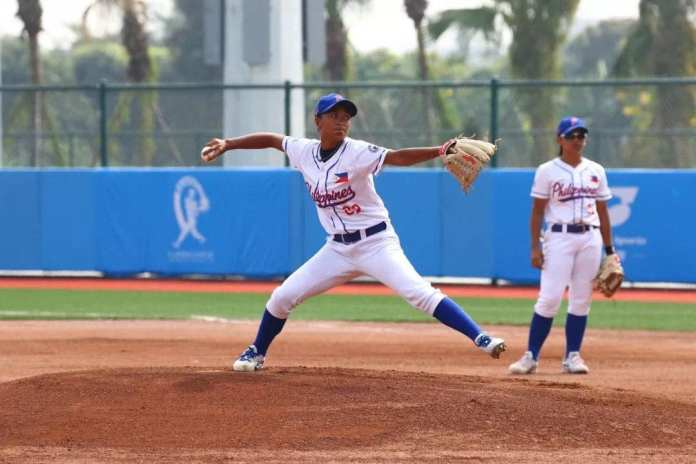 Philippines beats China Asian Baseball