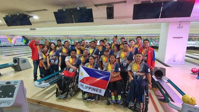 World para bowling tour manila