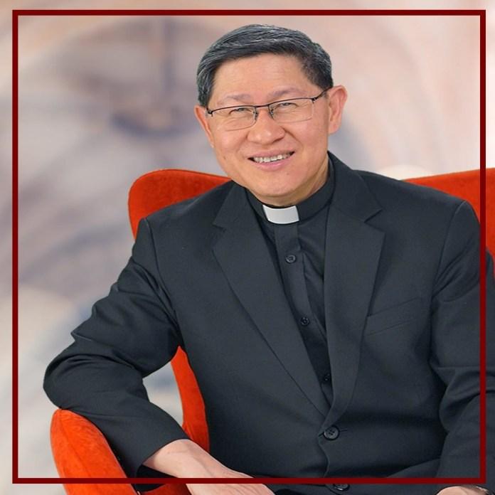 Cardinal Tagle Vatican