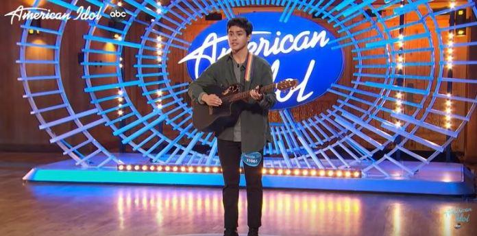 American Idol Francisco Martin