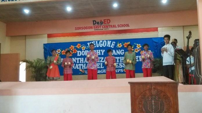 Sorsogon's deaf and blind school