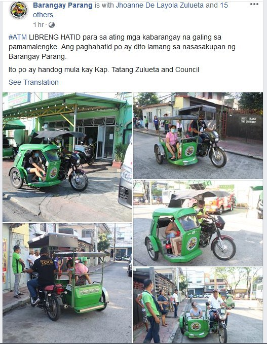 Barangay Captains COVID-19
