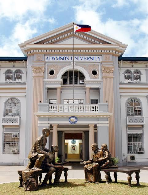 Adamson University to health workers
