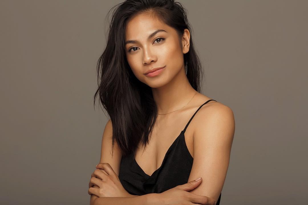 Filipina-Spanish actress Alexandra Masangkay plays Miharu in ...