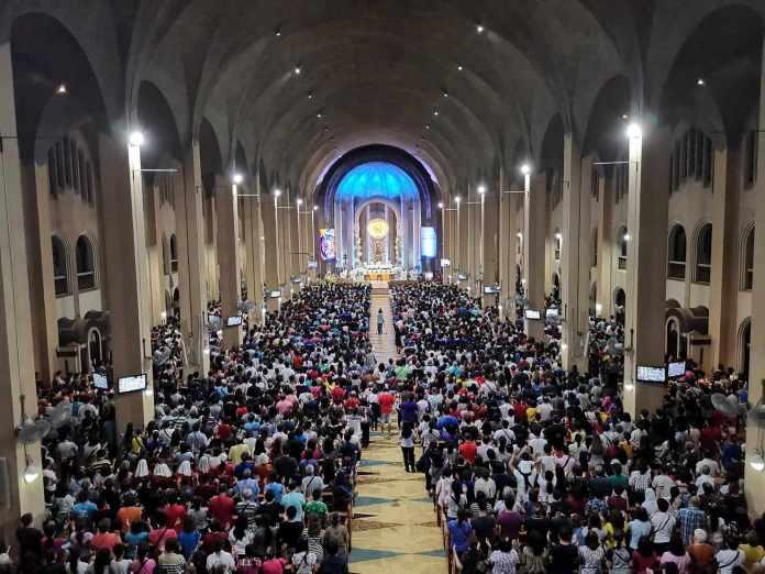 Online Holy week prayer