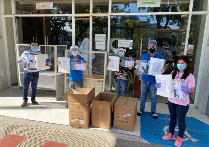 Globe Telecom employees fundraiser