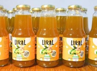 Lukal bottles