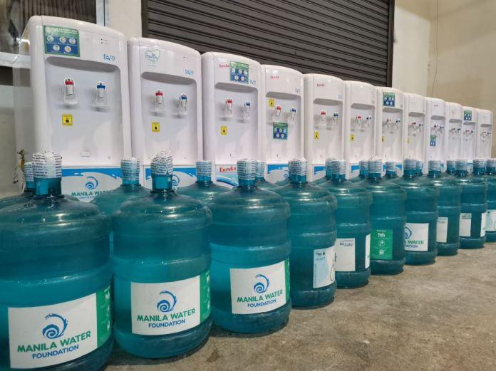 Manila Water COVID-19