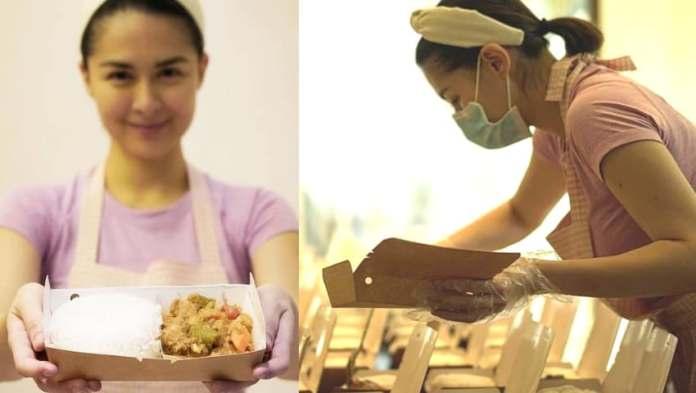 Marian Rivera homecooked meals