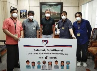 TikTok to PGH Medical Foundation