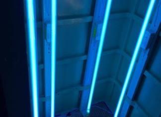 UV Light device prototype