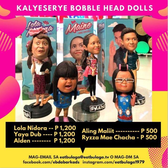 Ear Bulaga Bobble Head Dolls