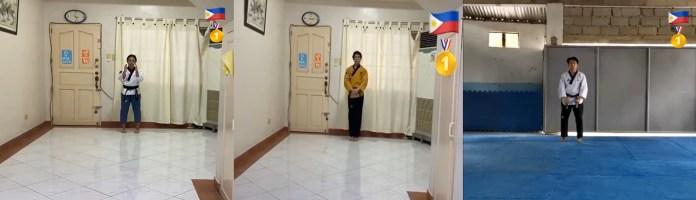 Team Philippines Poomsae online sports