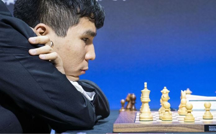 Wesley So Magnus Carlsen Chess Tour
