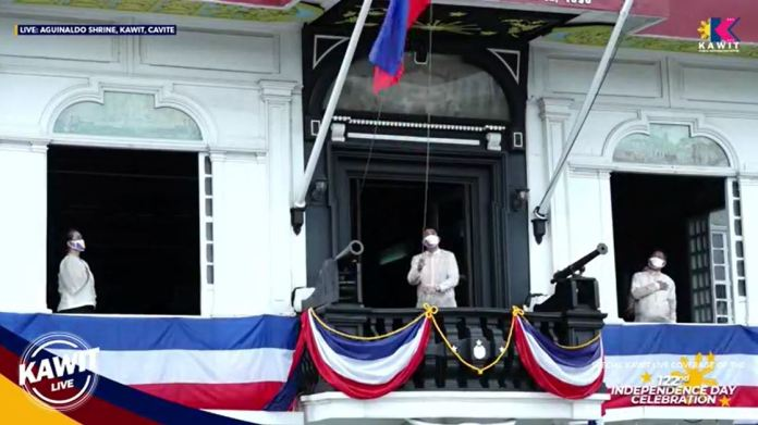 Philippine Independence Day 2020 COVID-19