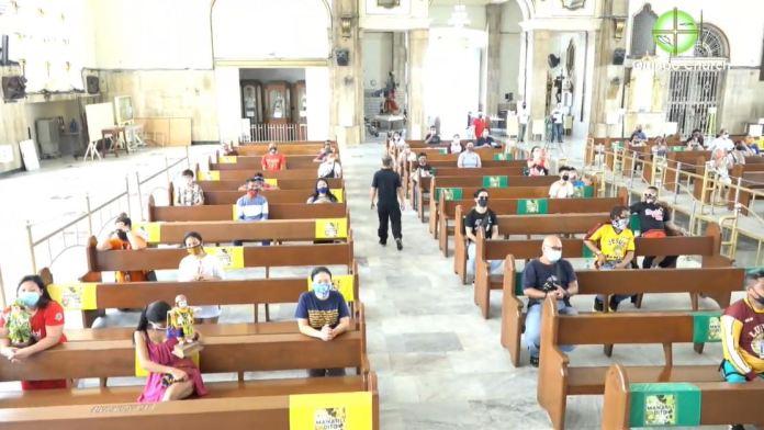 Quiapo Church Black Nazarene guidelines
