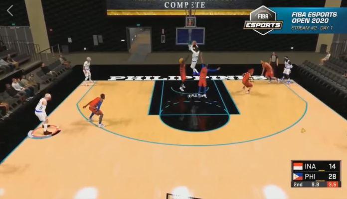 E-Gilas Philippines FIBA Esports