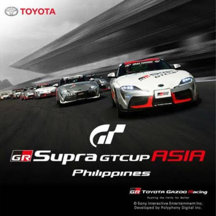 GR Supra GT Asia Cup