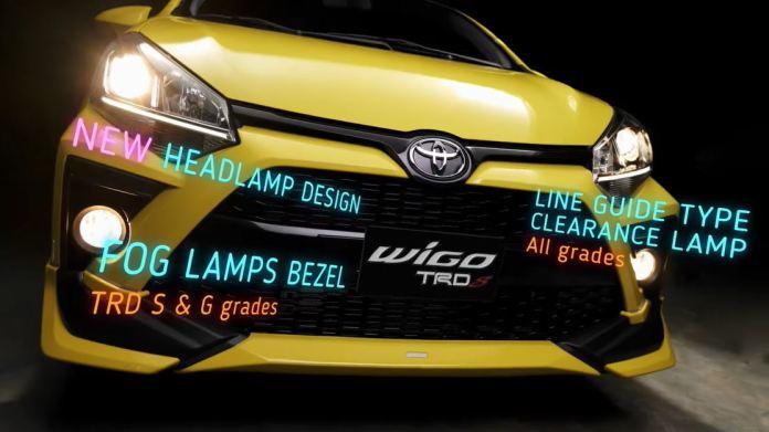 New Toyota Wigo