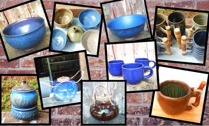 Sagada Pottery available online