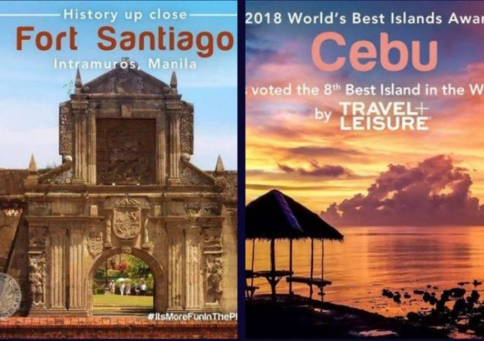 Philippines 15 nominations World Travel Awards