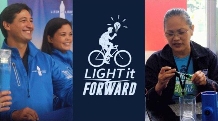 Liter of Light partners Good News Pilipinas