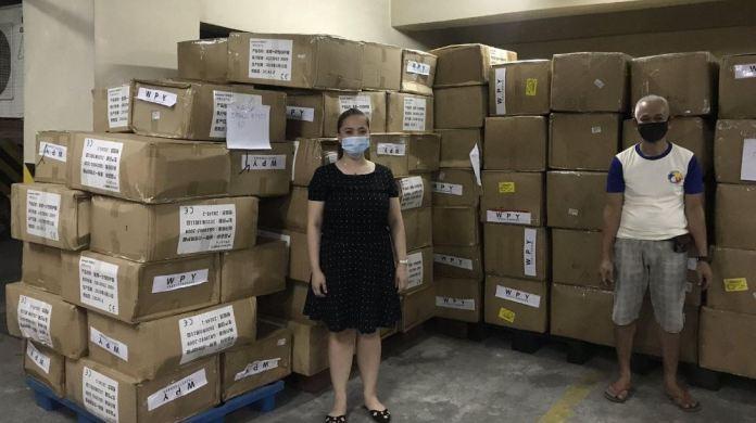 Liwayway Oishi Group donates hazmat suits