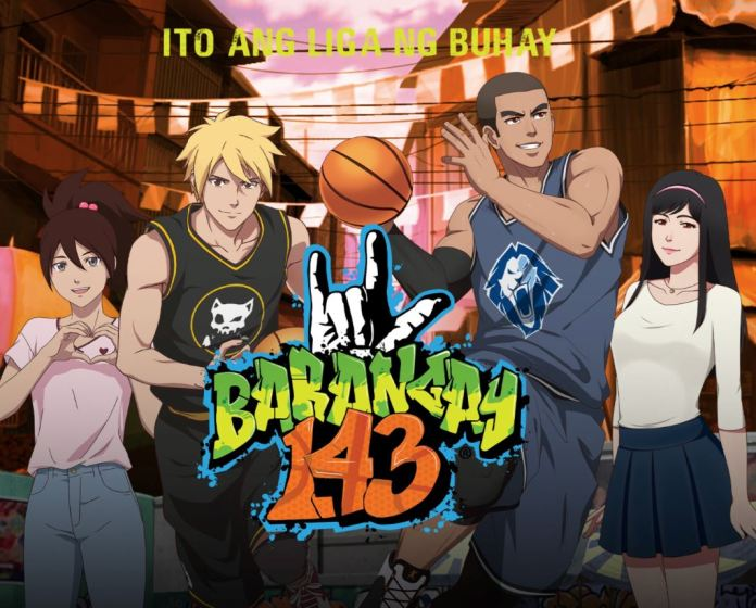 Barangay 143 Netflix