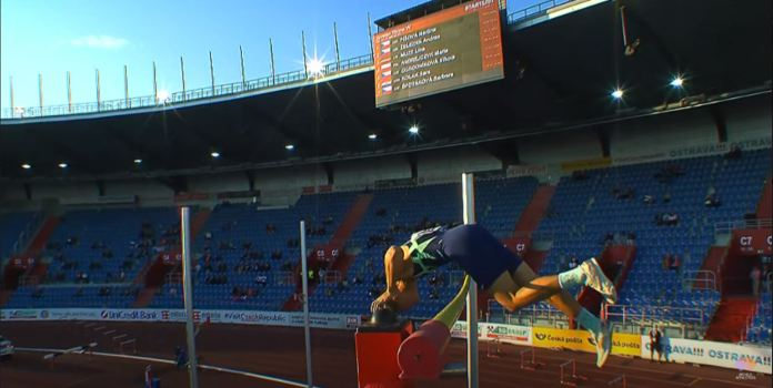 EJ Obiena 1st gold Czech