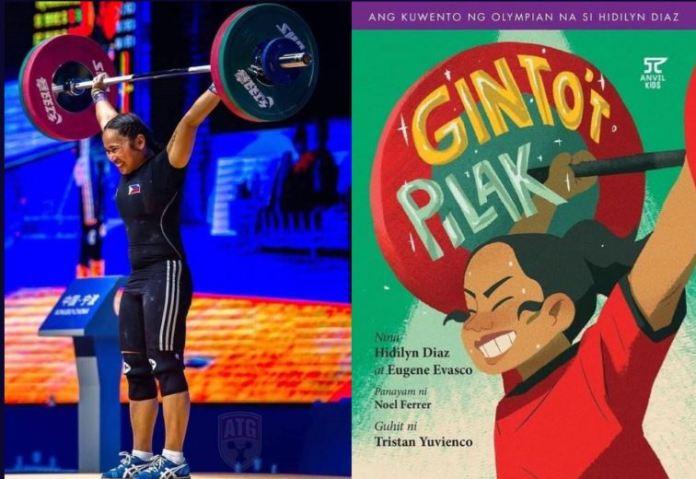 weightlifting fairy Hidilyn Diaz