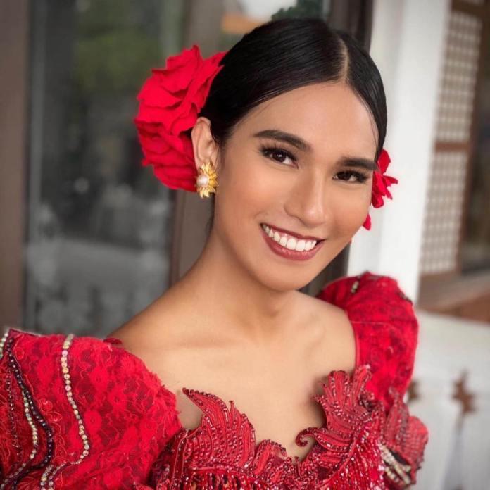 Mela Franco Habijan Miss Trans Global