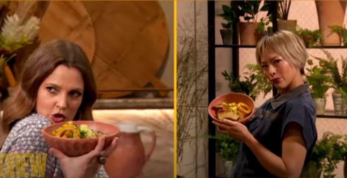 Pilar Valdes The Drew Barrymore Show