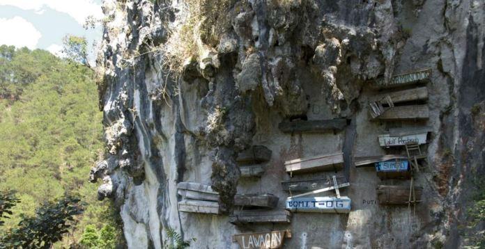 Hanging Coffins of Echo Valley, Sagada