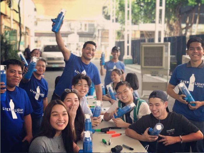 Philippines Liter of Light Startup Energy Transition Award