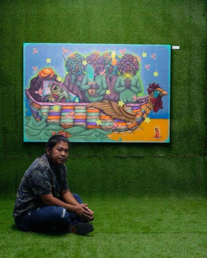 Patrick Fernandez's Luntian
