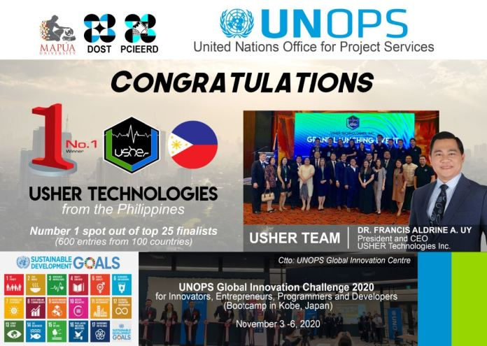 Philippines' USHER Technologies
