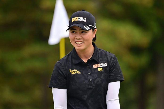 Yuka Saso Mercedes-Benz Player