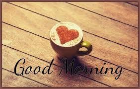 good morning love