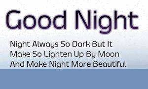 top image of good night quotes download