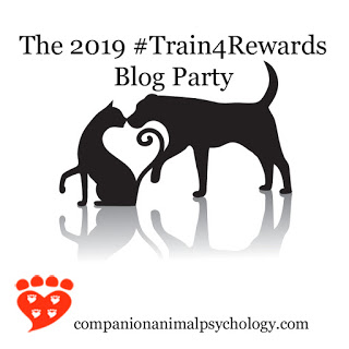 2019 #Train4Rewards Blog PartyLogo