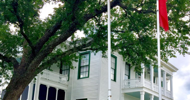 The Quest of the Bed and Breakfast – Jefferson, Texas Style