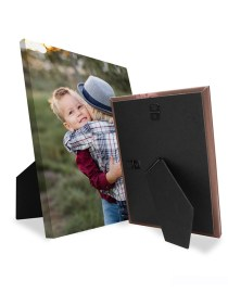 canvas prints with easel