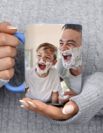 15oz Custom Photo Mug