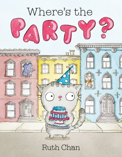 Wheres The Party book cover