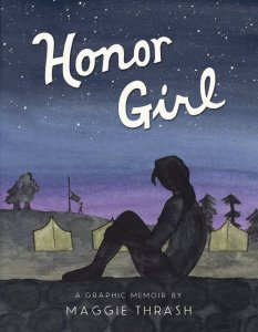 Honor_Girl by Maggie Thrash book cover